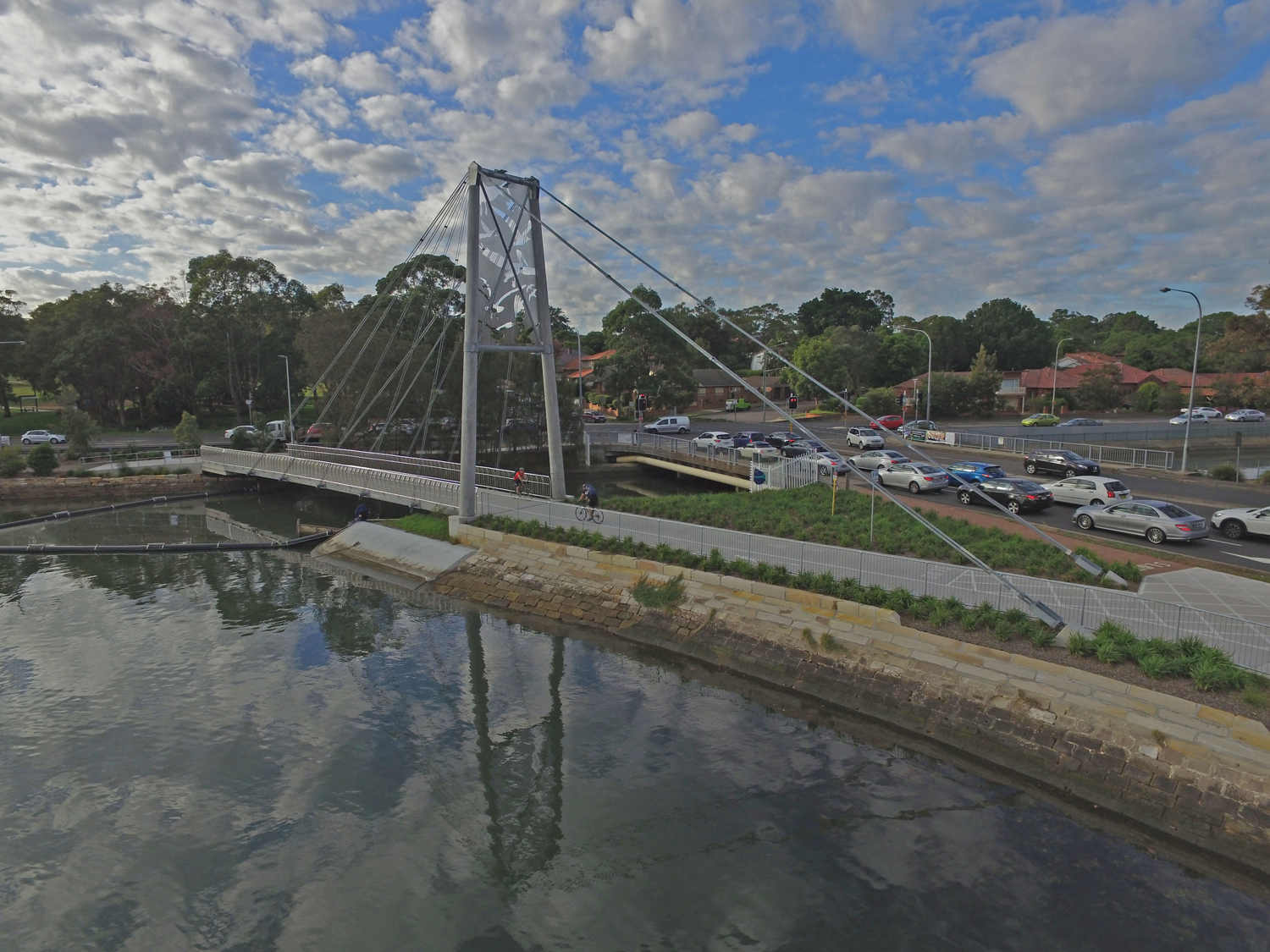 Iron Cove Creek Bridge