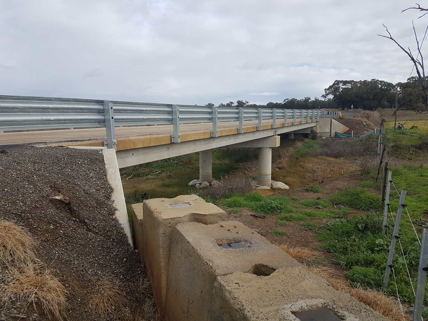 Wongo Creek Bridge