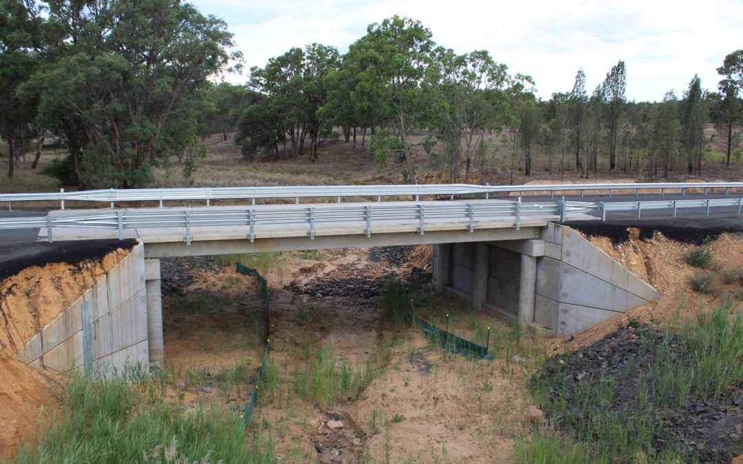 Mow Creek Bridge