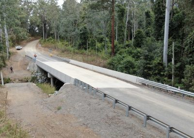 Bridge over Bulga Creek