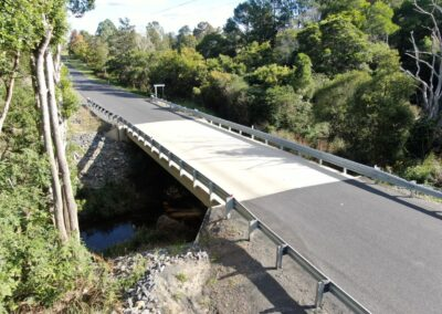 Bridge over Bucca Bucca Creek