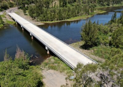 Bridge over the Macleay River